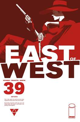 East of West (Comic-book) #39