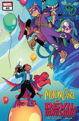 Moon Girl and Devil Dinosaur (Comic-book) #40