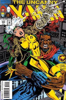 The Uncanny X-Men (1963-2011) (Comic-Book) #305