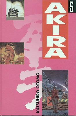 Akira (Cartoné, 180 páginas) #5