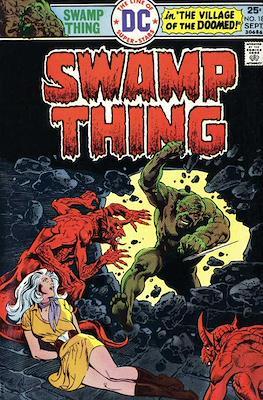 Swamp Thing Vol. 1 (1972-1976) (Comic Book) #18