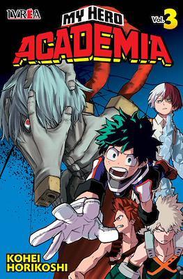 My Hero Academia (Rústica con sobrecubierta) #3