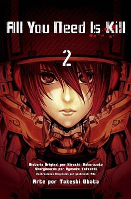 All You Need Is Kill (Rústica) #2