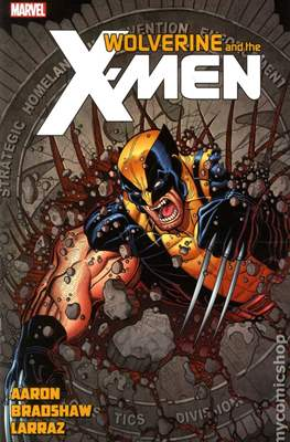 Wolverine and the X-Men (Softcover 112-136 pp) #8