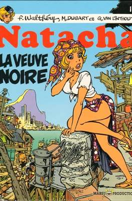Natacha (Cartoné) #17