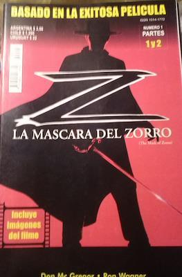 La máscara del Zorro (Grapa) #1