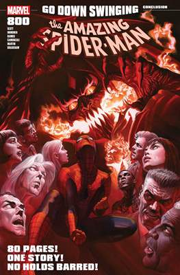 The Amazing Spider-Man Vol. 4 (2015-2018) (Comic-book) #800
