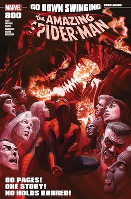 The Amazing Spider-Man Vol. 4 (2015-2018) (Comic-book) #800