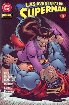 Las aventuras de Superman (2002-2003) (Rústica 72-112 pp) #8