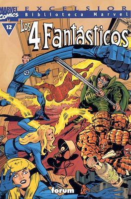 Biblioteca Marvel: Los 4 Fantásticos (1999-2001) (Rústica 160 pp) #12
