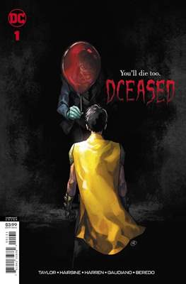 DCeased (Variant Covers) (Comic Book) #1.1