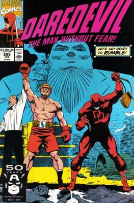 Daredevil Vol. 1 (1964-1998) (Comic Book) #289