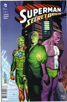 Superman. Origen secreto (Grapa) #5