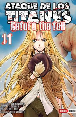 Ataque de los Titanes: Before the Fall #11