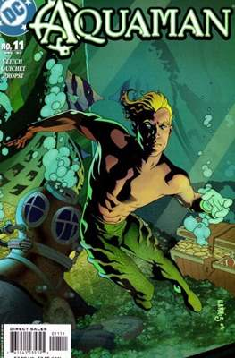 Aquaman Vol. 6 / Aquaman: Sword of Atlantis (2003-2007) #11