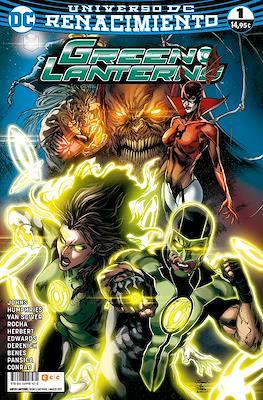 Green Lanterns. Renacimiento (Rústica 160-192 pp) #1
