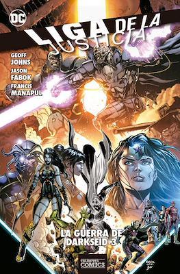 Liga de la Justicia: La Guerra de Darkseid (Rústica) #3