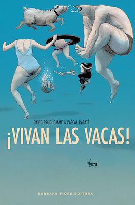 ¡Vivan las vacas! (Cartoné 120 pp) #