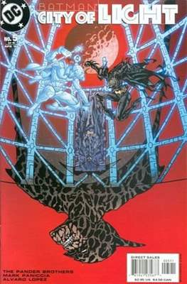 Batman City of Light (Comic book) #5