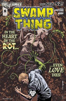 Swamp Thing Vol. 5 (2011-2015) #6