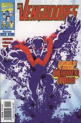 Los Vengadores vol. 3 (1998-2005) (Grapa. 17x26. 24 páginas. Color. (1998-2005).) #3