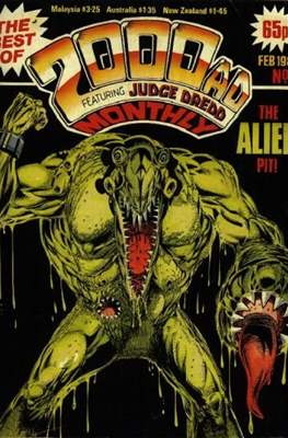 The Best of 2000 AD Monthly #5