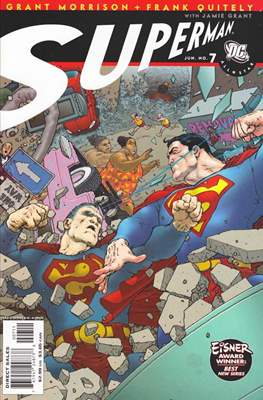 All Star Superman (Comic Book) #7