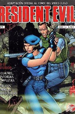 Resident Evil. Adaptación oficial al cómic del video-juego (Grapa 48 pp) #1