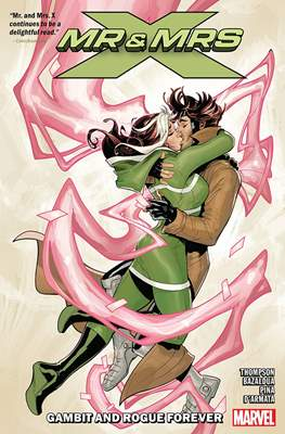 Mr. & Mrs. X (Softcover 136 pp) #2