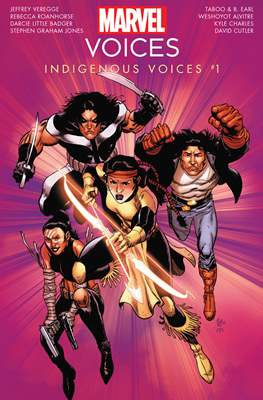 Marvel Voices: Indigenous Voices
