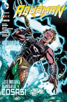 Aquaman. Nuevo Universo DC / Renacimiento (Rústica 72-144 pp) #12