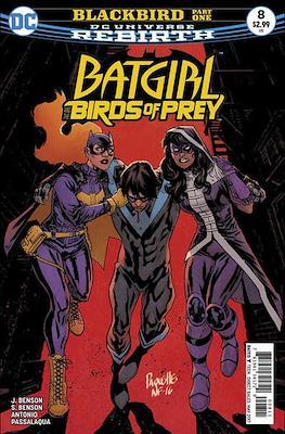 Batgirl and the Birds of Prey (2016-2018) (Grapa) #8