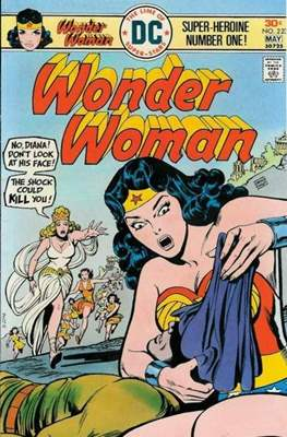 Wonder Woman Vol.1 (Comic Book) #223
