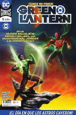 Green Lantern. Nuevo Universo DC / Hal Jordan y los Green Lantern Corps. Renacimiento (Grapa) #91/9