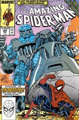 The Amazing Spider-Man Vol. 1 (1963-2007) (Comic-book) #329