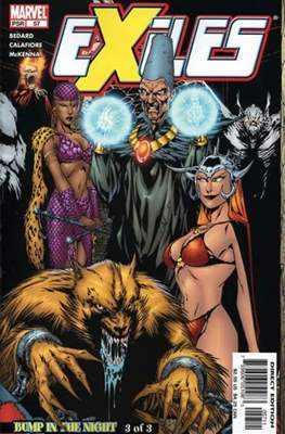 Exiles Vol 1 (Comic book) #57