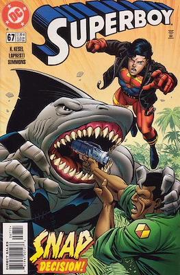 Superboy Vol. 4 #67