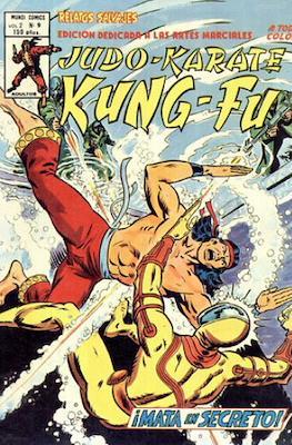 Relatos salvajes: Artes marciales Judo - Kárate - Kung Fu Vol. 2 #9