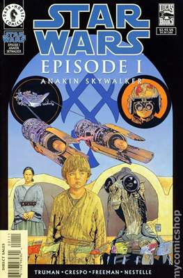 Star Wars Episode I Anakin Skywalker