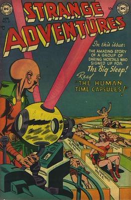 Strange Adventures (Comic Book) #31