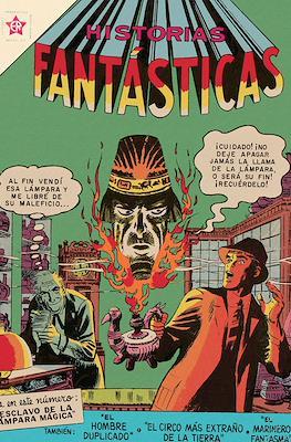 Historias Fantásticas #5