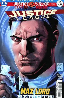 Justice League Vol. 3 (2016-2018) (Comic-book) #12