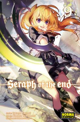 Seraph of the End (Rústica con sobrecubierta) #9