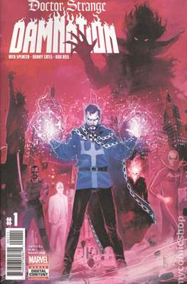 Doctor Strange - Damnation (Comic Book) #1