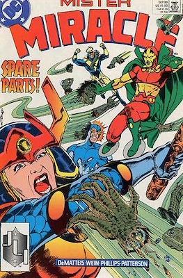 Mister Miracle (Vol. 2 1989-1991) (Grapa) #8
