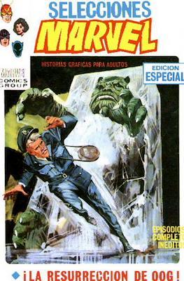Selecciones Marvel (1970-1972) (Rústica 132 pp) #14