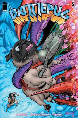 Battlepug (2019) (Comic Book) #5