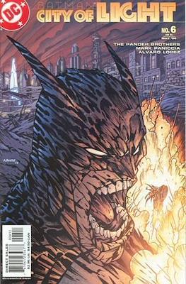 Batman City of Light (Comic book) #6