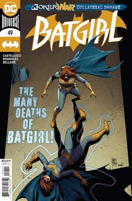 Batgirl Vol. 5 (2016-2020) (Comic Book) #49