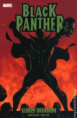 Black Panther (Vol. 4 2005-2008) (Softcover) #8
